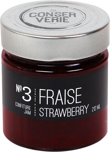 Passion R Strawberry Jam