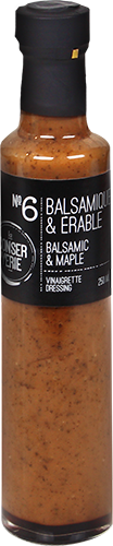 Maple-Balsamic Dressing