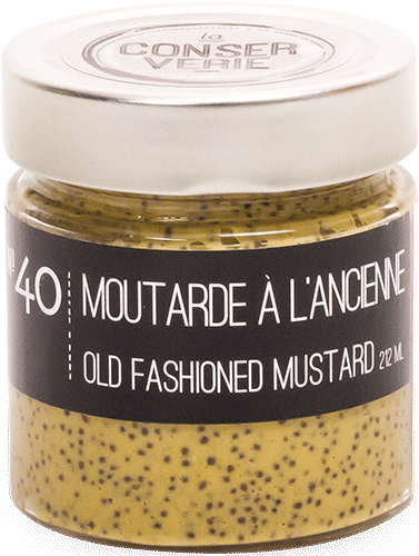 Old Fashioned Mustard