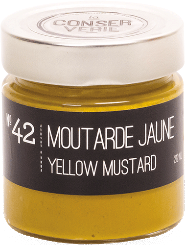 Passion R Yellow Mustard