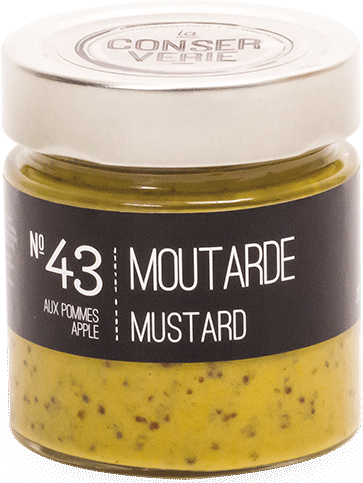 Passion R Apple Mustard